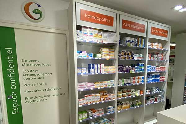 homeopathie Pharmacie Schmitzberger à Saint-Brevin-les-Pins