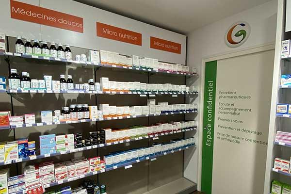 micronutrition Pharmacie Schmitzberger à Saint-Brevin-les-Pins